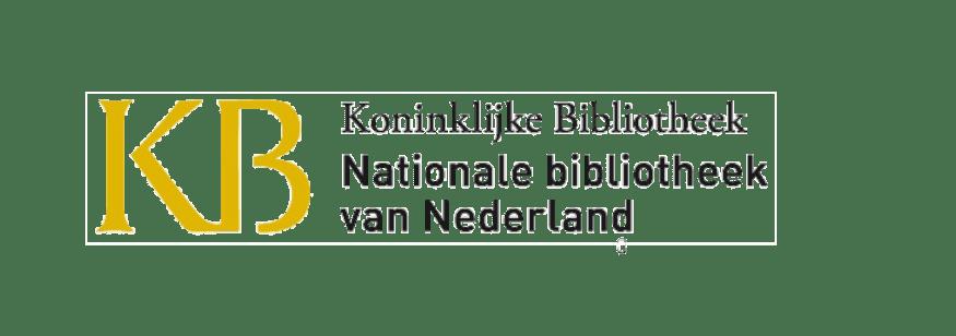 Logo van de Koninklijke Bibliotheek