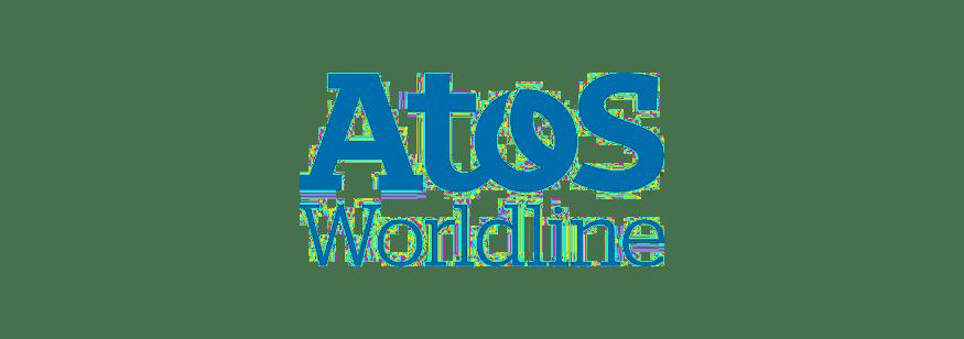 Logo van Atos Worldline