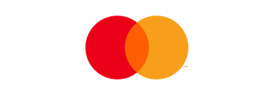 Logo van Mastercard